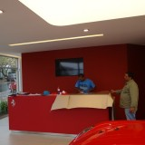 Ferrari Showroom Umhlanga